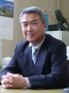 中山代表取締役